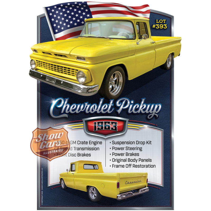 1963-Chevy-Pickup-All-American-Theme-Show-Cars-Illustrated-Car-Show-Signs-1000px