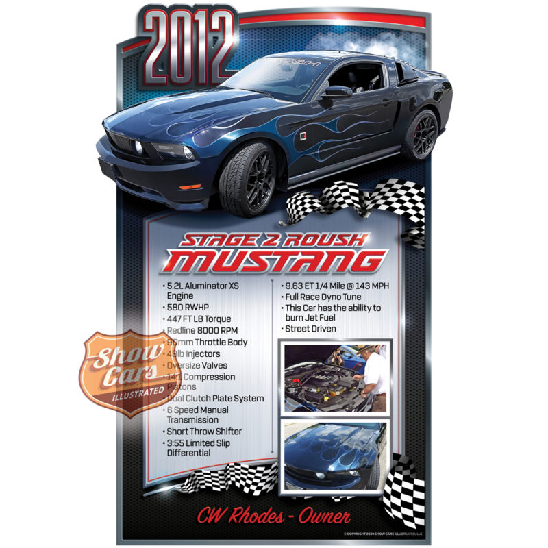 2012-Mustang-Roush-Raceway-Theme-Show-Cars-Illustrated-Car-Show-Signs